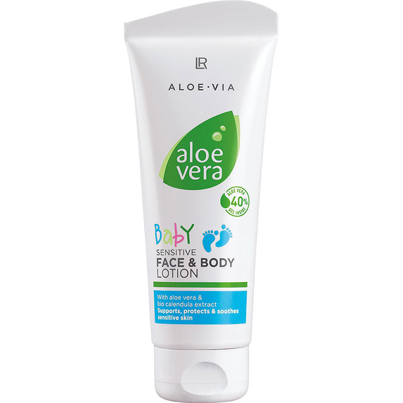 LR Aloe Vera Baby Sensitive Gesichts- & Körpercreme (20321-1)