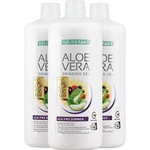 LR Aloe Vera Drinking Gel Acai Pro Summer 3er Set (81103-1)