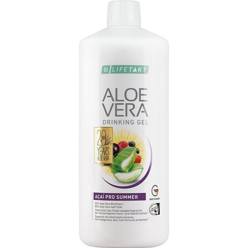 LR Aloe Vera Drinking Gel Acai Pro Summer (81100-1)