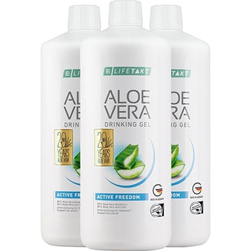 LR Aloe Vera Drinking Gel Freedom 3er Set (80883-480)