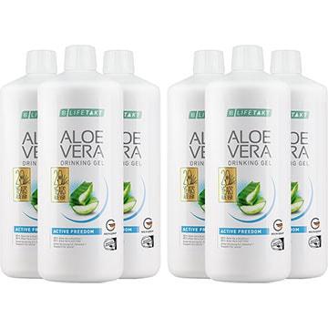 LR Aloe Vera Drinking Gel Freedom 6er Set (80856-480)