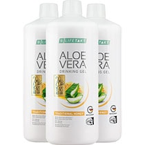 LR Aloe Vera Drinking Gel Honig / Honey 3er Set (80743-481)