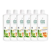 LR Aloe Vera Drinking Gel Honig 6er Pack (80706-81)