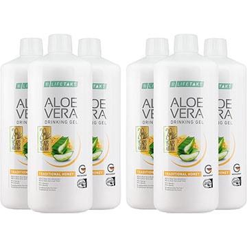 LR Aloe Vera Drinking Gel Honig 6er Set (80706-481)