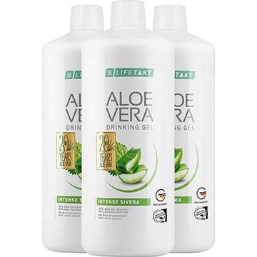LR Aloe Vera Drinking Gel Sivera 3er Set (80823-461)