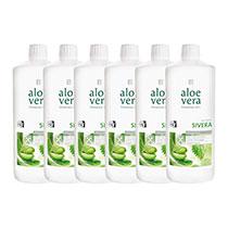 LR Aloe Vera Drinking Gel Sivera 6er Pack (80806-261)