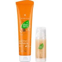 LR Aloe Vera Exotic Papaya Face Care-Set (20822-1)