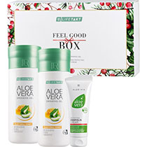 LR  Aloe Vera Feel Good Box Honey (80710-681)