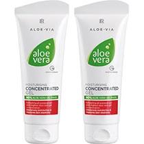 LR Aloe Vera Feuchtigkeitsspendendes Gelkonzentrat 2er Pack (20620-1)
