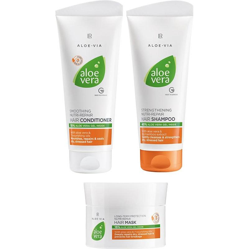 LR Aloe Vera Haarpflege Set (20763-1)