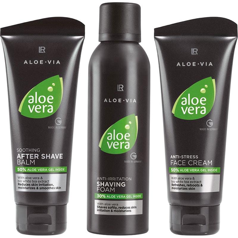 LR Aloe Vera Men Set 1 (20424-101)
