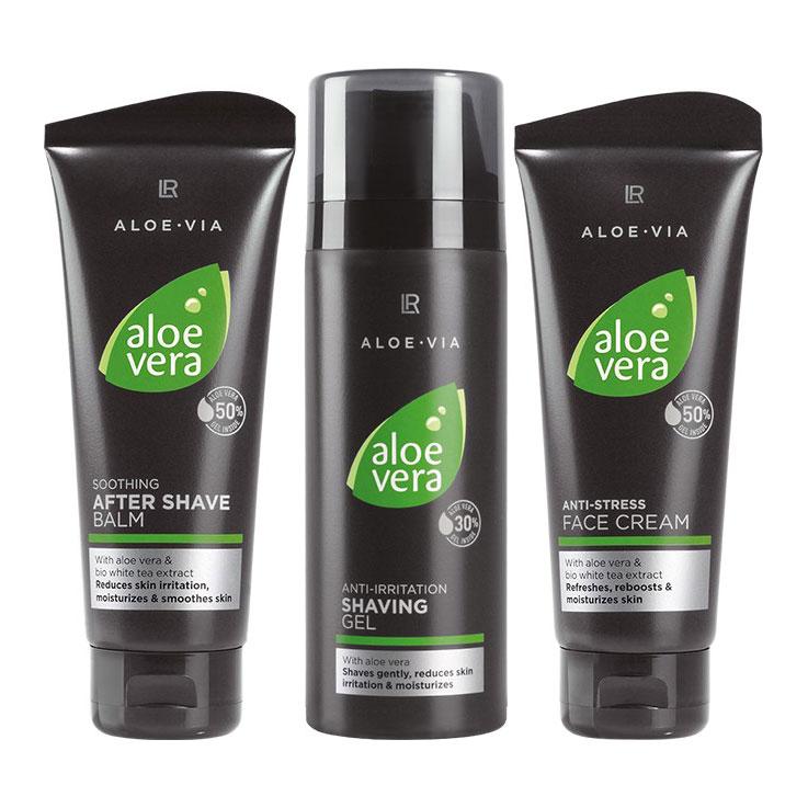 LR Aloe Vera Men Set 2 (20425-201)