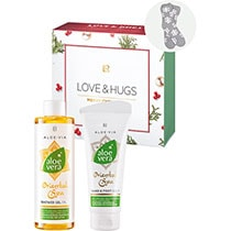 LR Aloe Vera Oriental Spa-Set + Geschenkbox (20800-1)