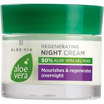LR Aloe Vera Regenerierende Nachtcreme (20675-101)