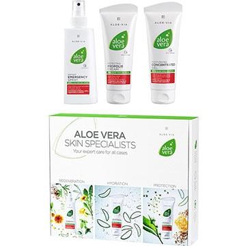 LR Aloe Vera Spezial-Pflege Box (20650-201)