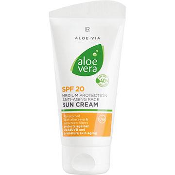 LR Aloe Vera Sun Anti-Aging Sonnencreme LSF 20 (23074-201)
