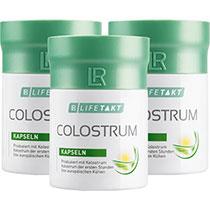 LR Colostrum Kapseln 3er Set (80389-401)