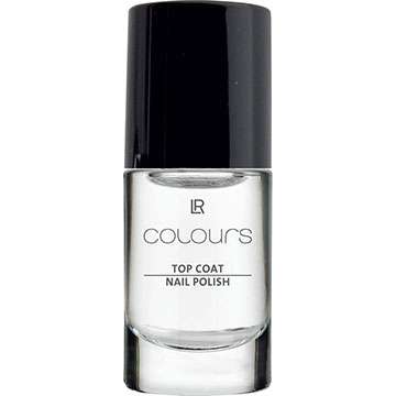 LR Colours Nail Top Coat (10403)