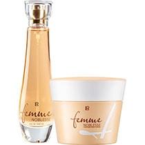 LR Femme Noblesse Eau de Parfum + Körpercreme (30371-101)