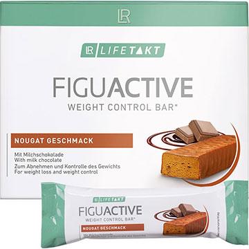 LR Figu Active Riegel Nougat 6er Box (80271-401)