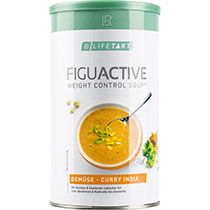 LR Figu Active Suppe Gemüse-Curry India (80210-501)