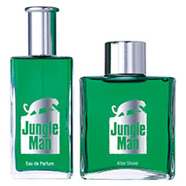 LR Jungle Man Eau de Parfum + After Shave (3601)