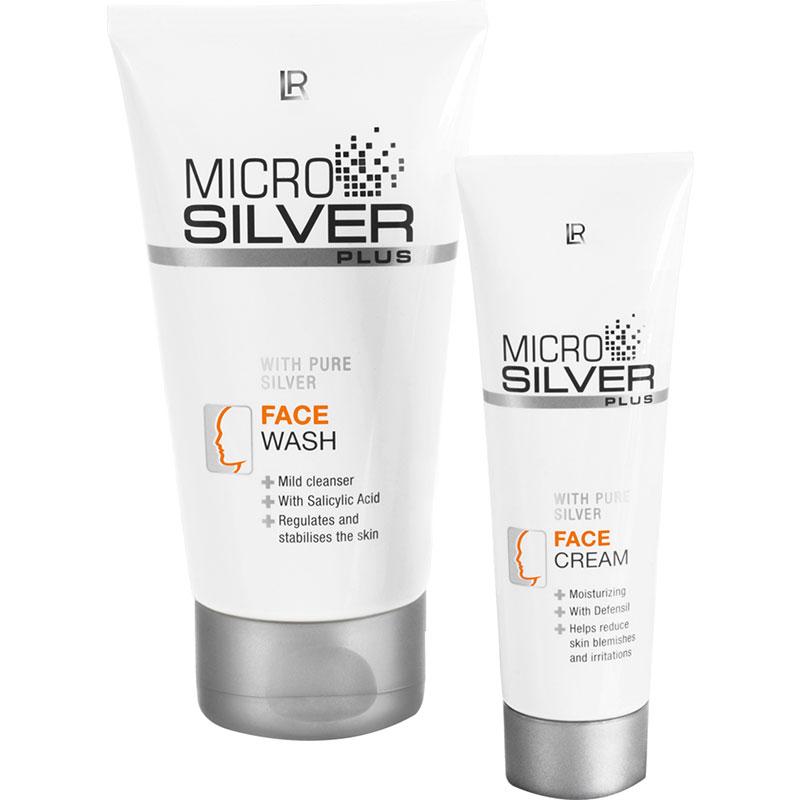 LR Microsilver Plus Gesichtsset (25004)
