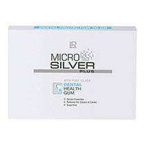 LR Microsilver Plus Zahnpflege Kaugummi (25091-99)