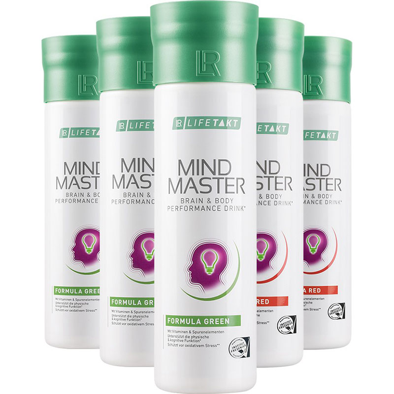 LR Mind Master Drink 5er Mix Set (80935-401)