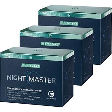 LR Night Master 3er Set (81113-1)