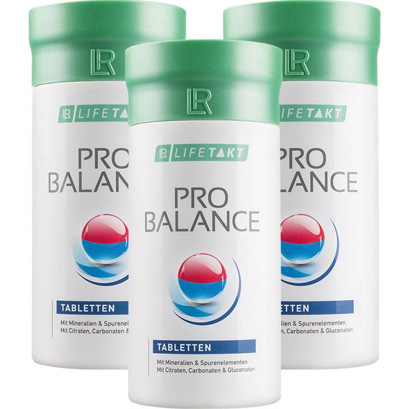 LR Pro Balance Tabletten 3er Set (80108-401)