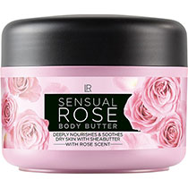 LR Sensual Rose Body Butter (27095-1)