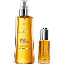 LR  Zeitgard Beauty Diamonds Body Oil Set + Geschenkbox (28316-101)