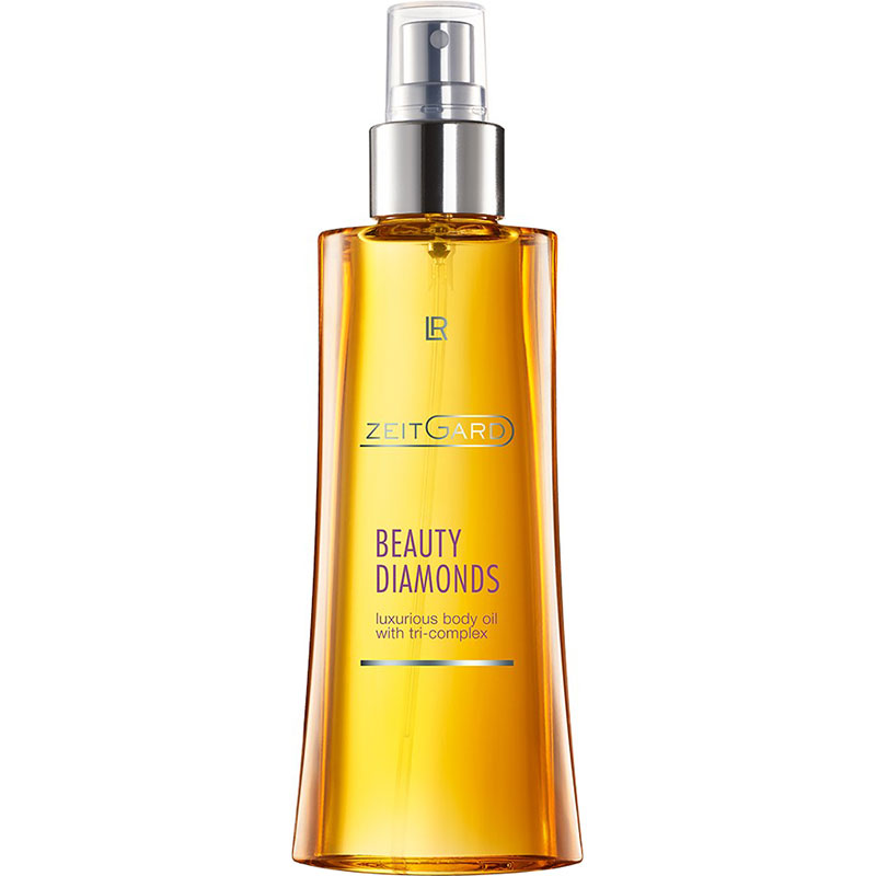 LR  Zeitgard Beauty Diamonds Luxurious Body Oil (28315-1)