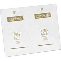 Probe LR ZEITGARD Nanogold & Seide Tages- & Nachtcreme (94370)