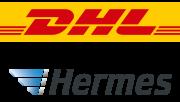 Schneller Versand mit DHL & Hermes
